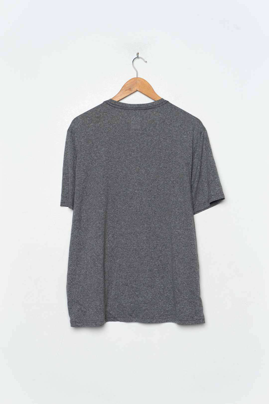 The North Face Grey Printed T-Shirt L - VinoKilo.com