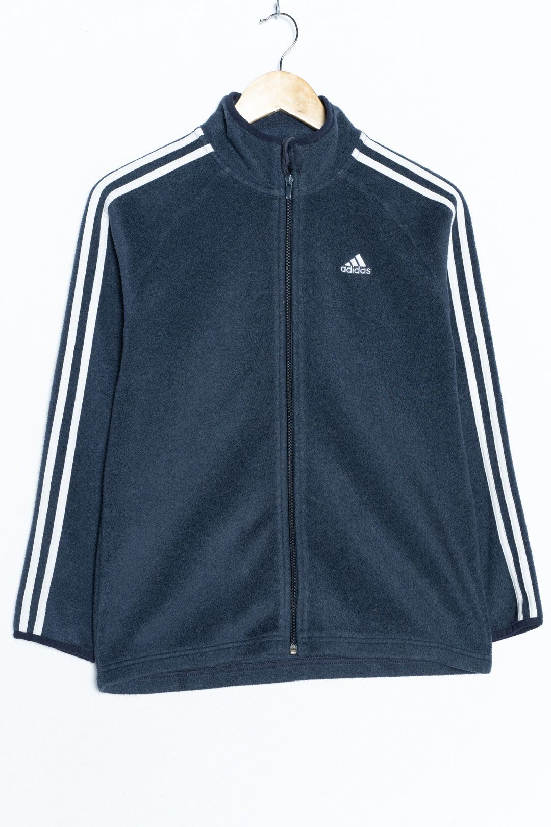 Adidas Blue White Fleece S - VinoKilo.com