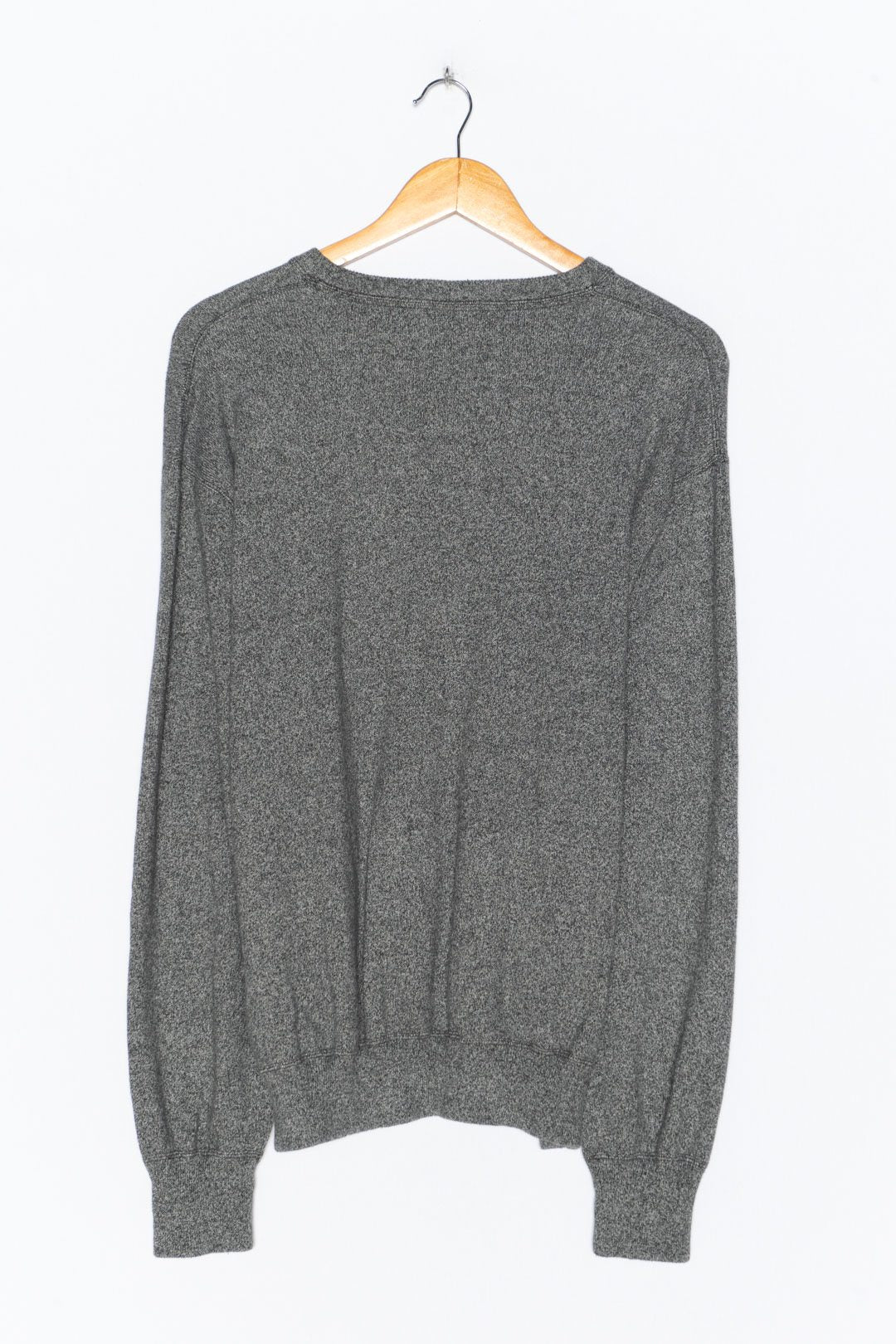 Ralph Lauren Grey Jumper XL - VinoKilo.com