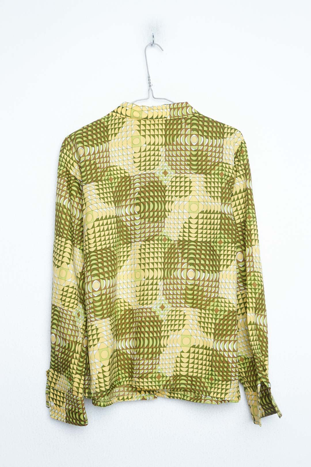 Crazy Blouse Long-Sleeve M - VinoKilo.com