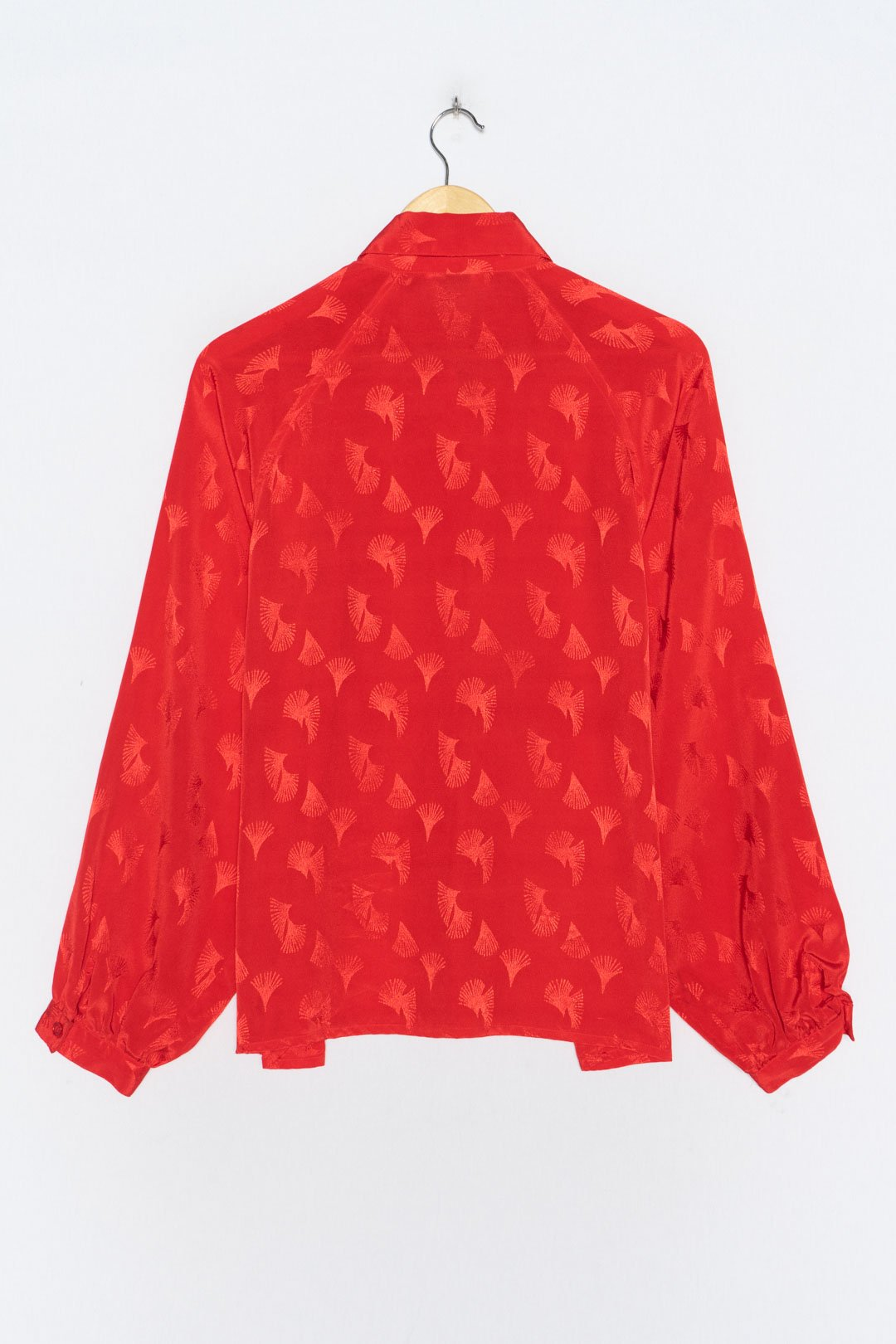 Red Blouse M - VinoKilo.com