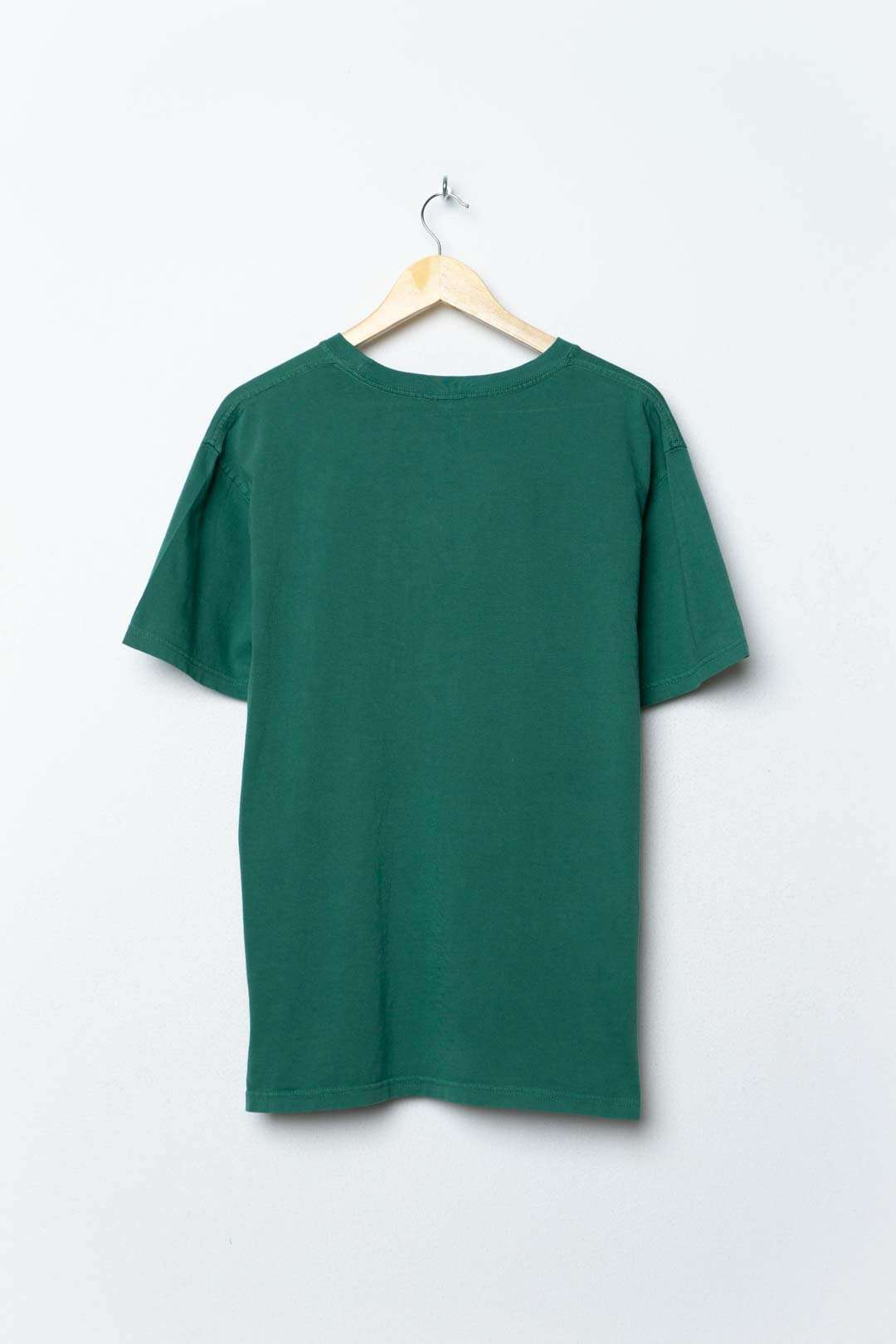 Green Plain T-Shirt L - VinoKilo.com