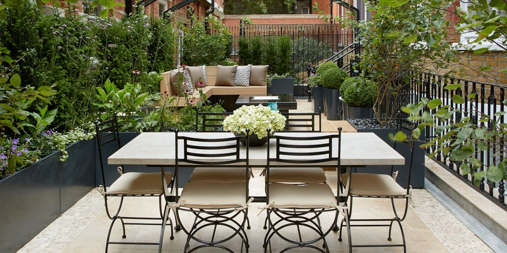 8 great ways to update your outdoor space