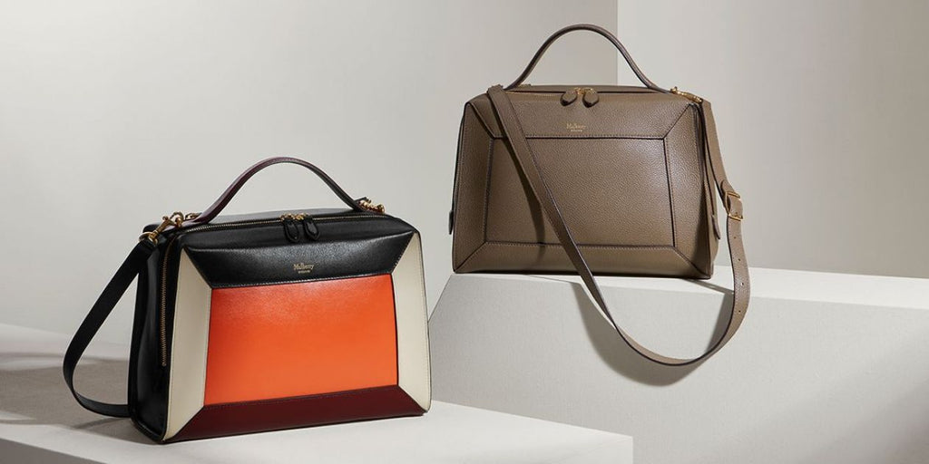 Mulberry introduces the Hopton Bag