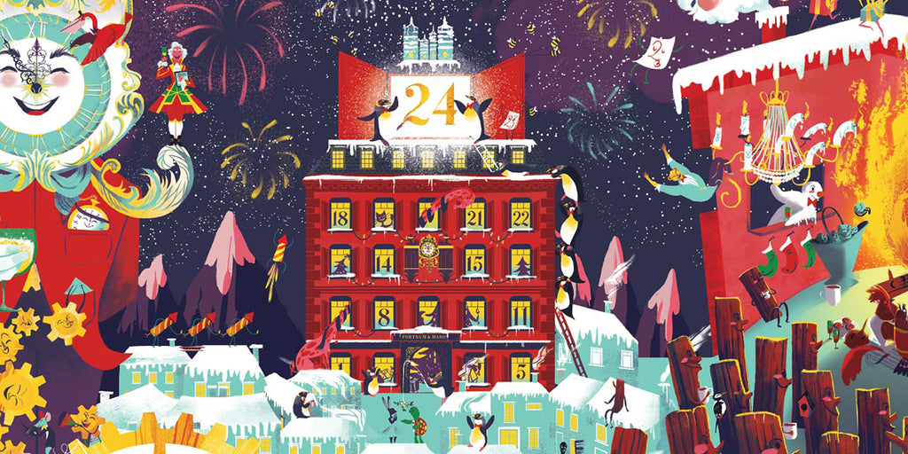 It's Beginning To Look A Lot Like A Fortnum & Mason Christmas!
