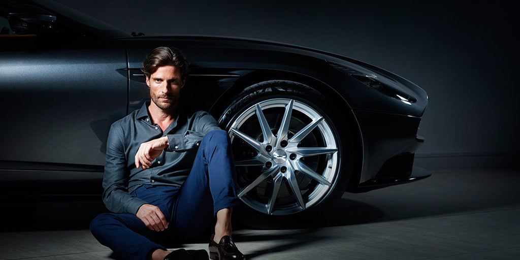 Hackett launches Aston Martin capsule collection