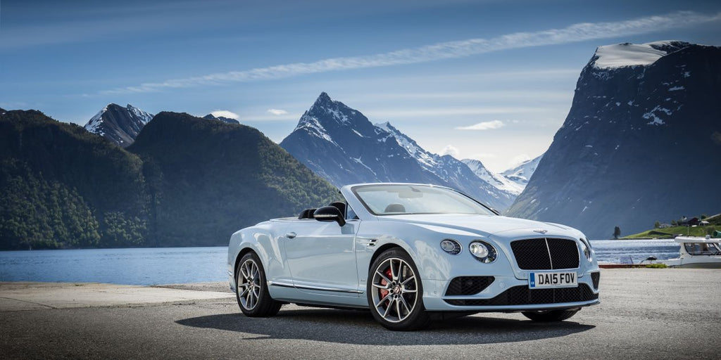Best of British award for Bentley