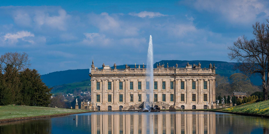 Three Grand Stately Homes and Gardens to Explore this Easter