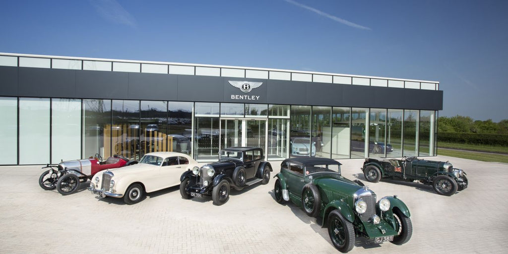 Classic Bentleys ready for action-packed summer