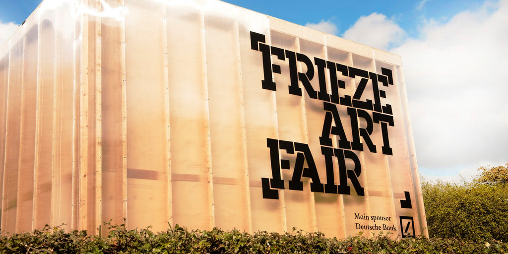 Eating & drinking at Frieze 2017