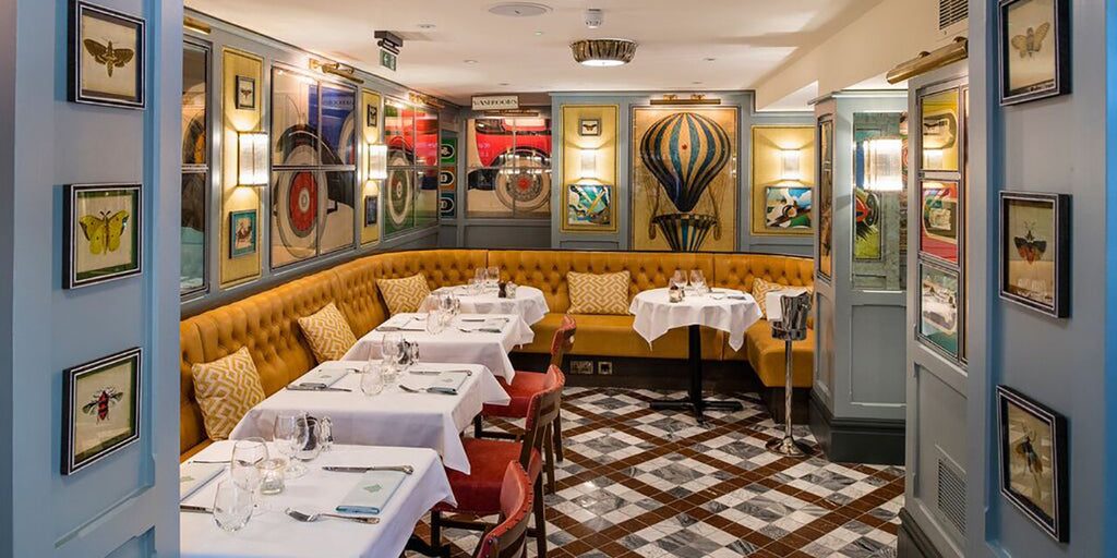 The introduction of Ivy Cobham – best restaurants in London