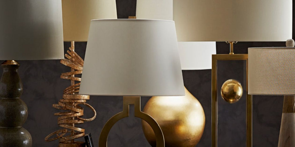 The best luxury lamps and wall lights