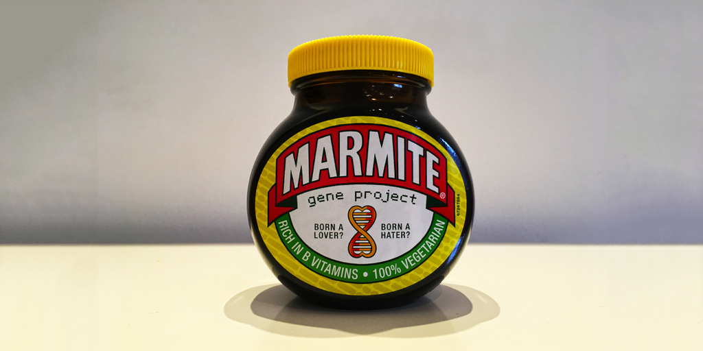 Great British Marmite. Short Tales of British Creation and Invention.