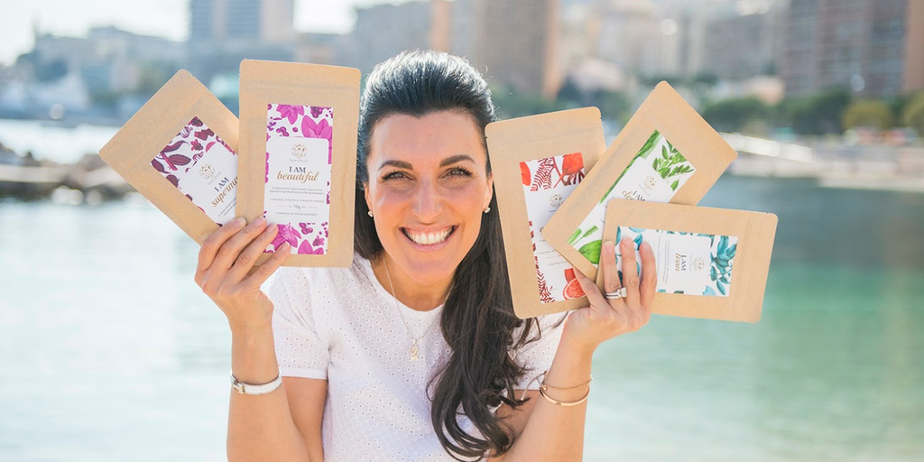 Naomi Buff, her superfood blends, and the women who have inspired her brand