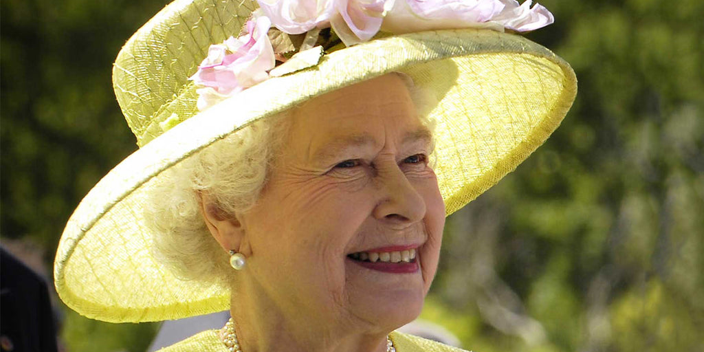 A celebration of sapphire for the Queen's Jubilee