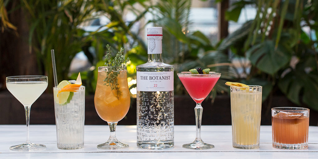 The best gin-based cocktails