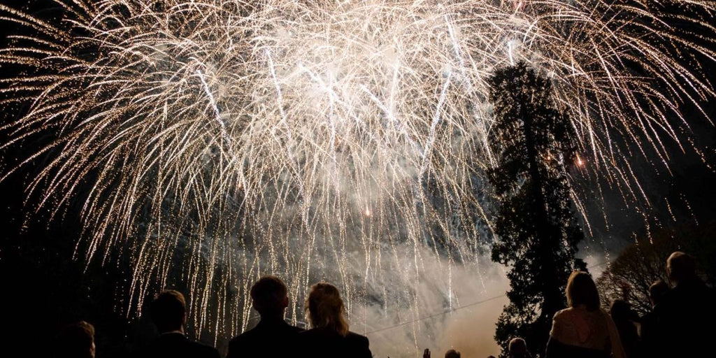 How to make your wedding go with a bang