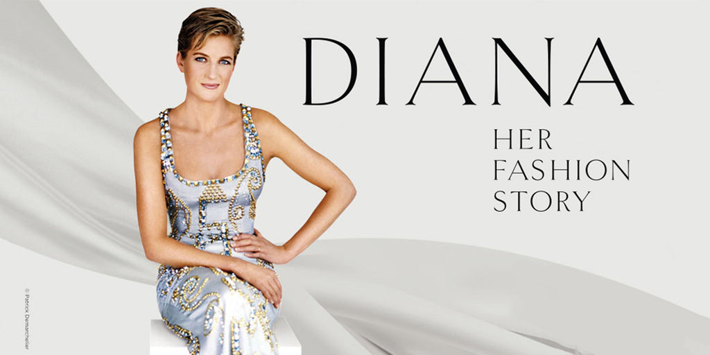 Fashion exhibition celebrating the life of Diana, Princess of Wales