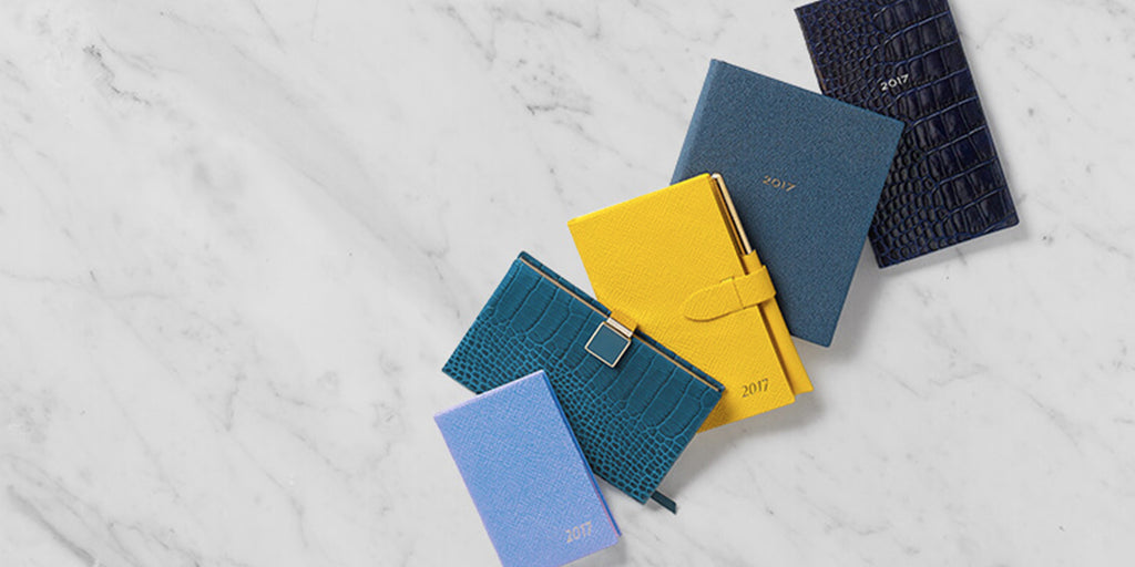Fine stationery and office accessories this spring