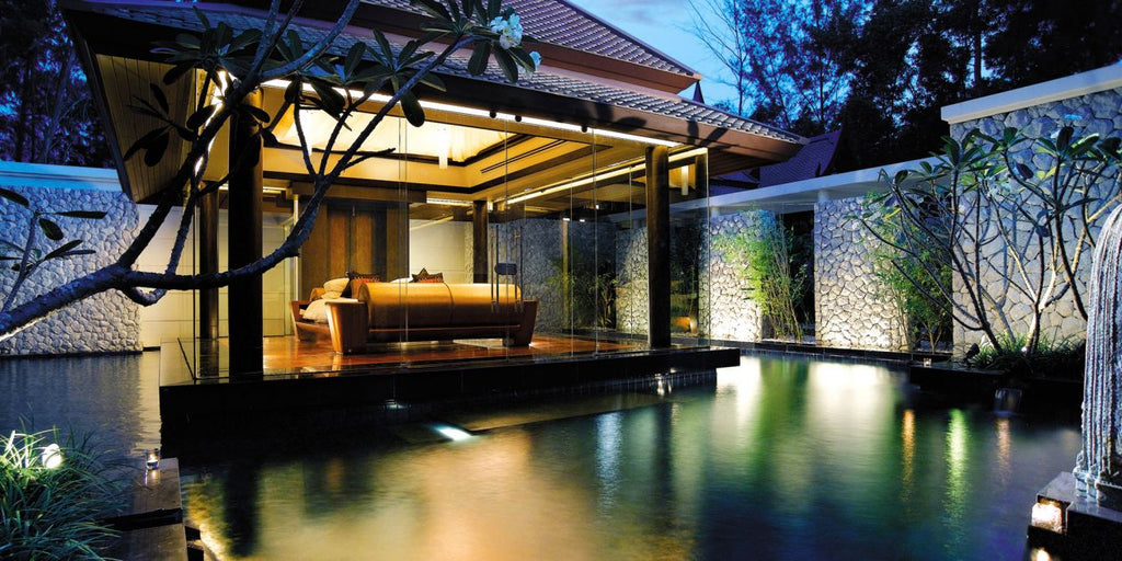 The best pool villas in the world