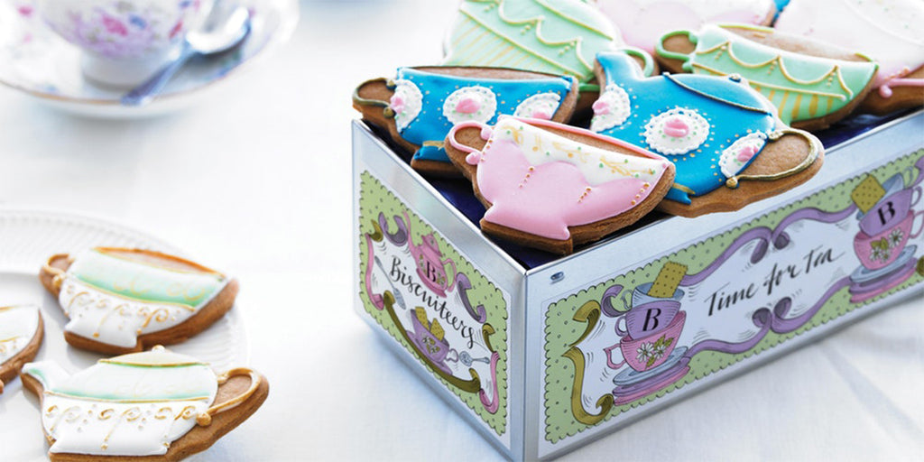 Brilliantly British Biscuits for Marvellous Mothers!