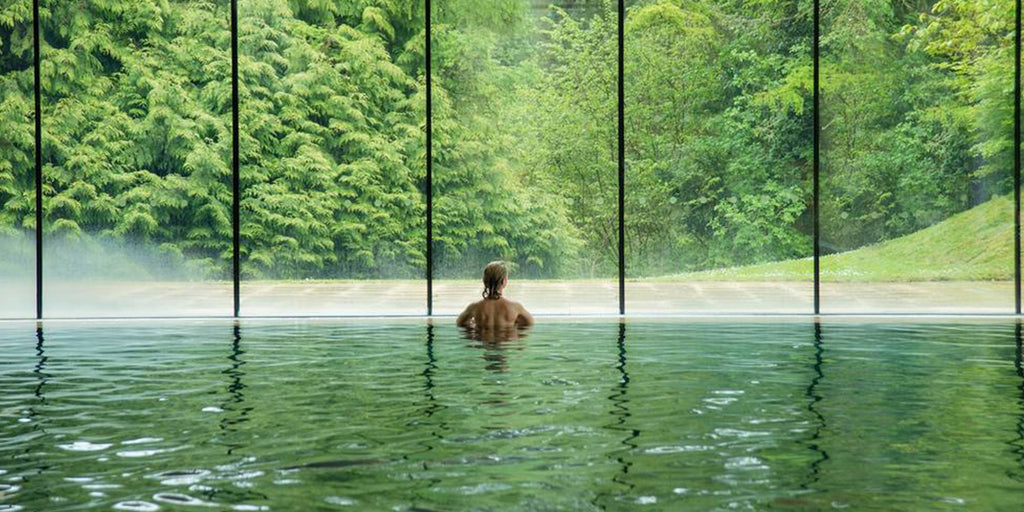 Five spas to bring you peace and serenity