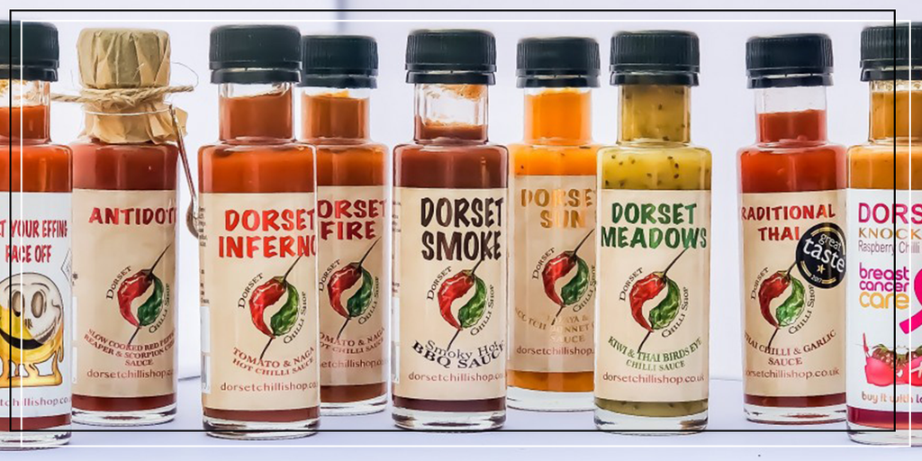 Spice up any dish with Dorset Chilli Shop