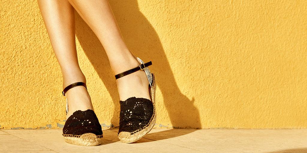 Seven espadrilles for summer