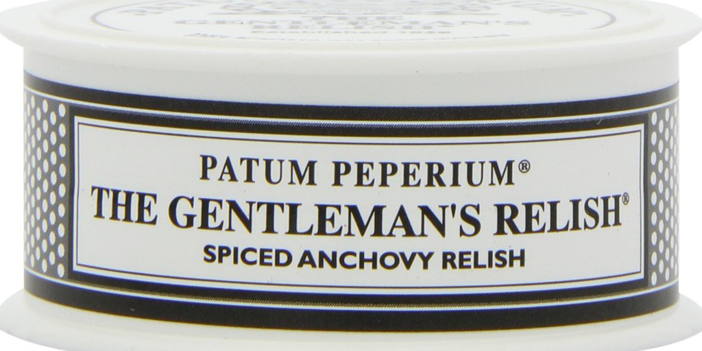 Great British Gentleman's Relish. Short Tales of British Creation and Invention