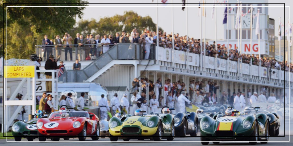The Ultimate Revival Party: A Unique 2-Night Goodwood Party With H.R. Owen
