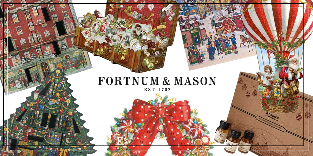 Count down to Christmas with a Fortnum's Advent Calendar