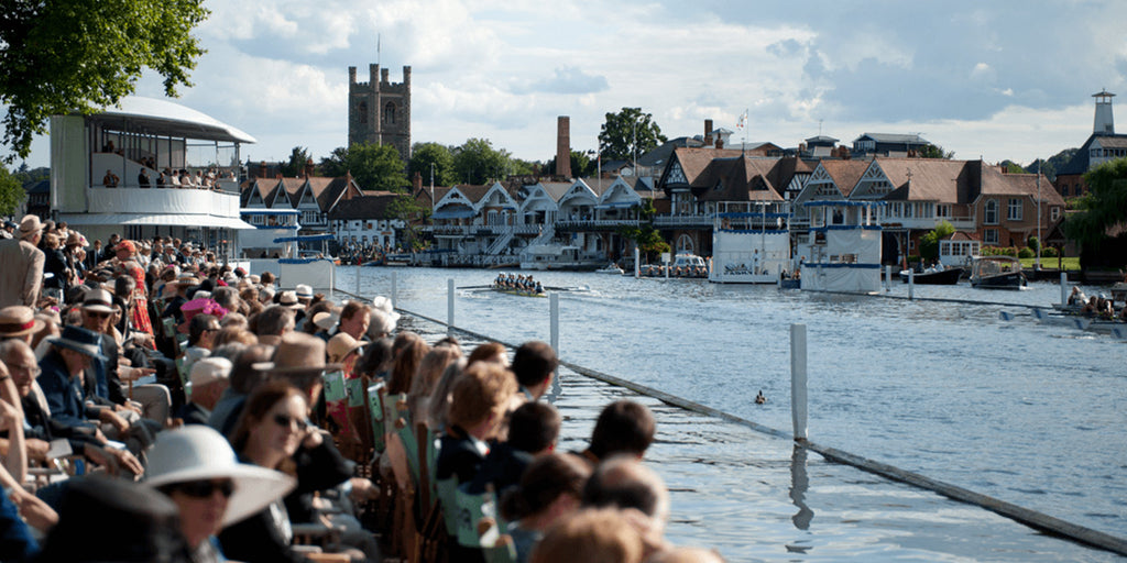 The Very Best of a British Summer: the Henley Regatta 2017