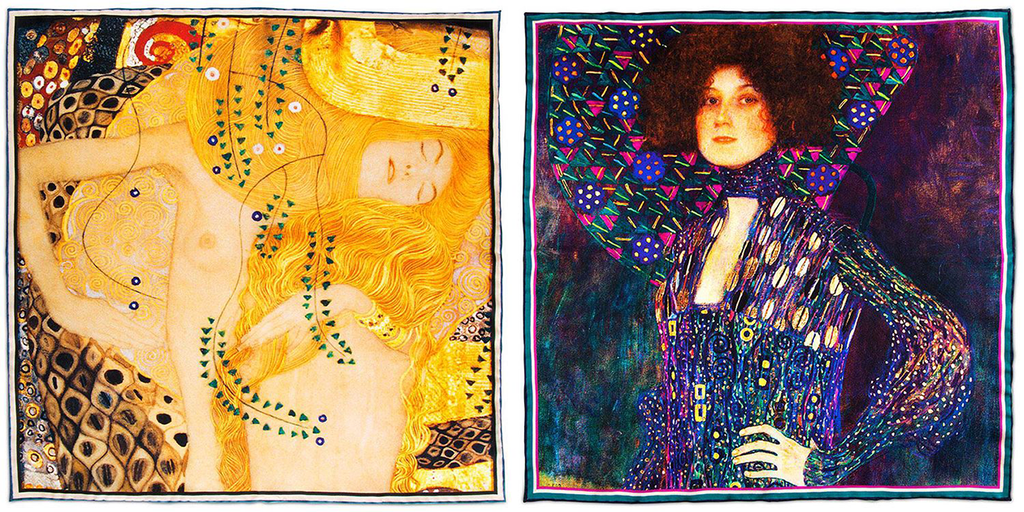 Rampley & Co commemorate the art of Gustav Klimt in stunning new collection