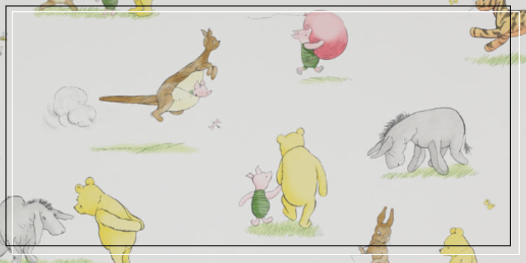 Winnie-the-Pooh: The Story from Our Childhoods