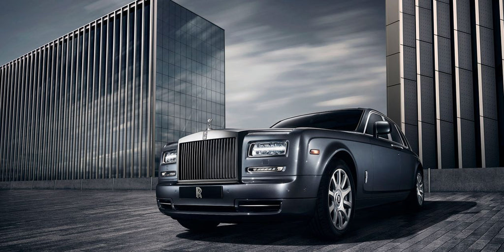 Rolls-Royce celebrates record-breaking sales