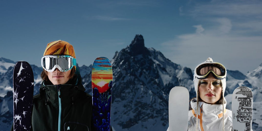 Essential slopeside styles