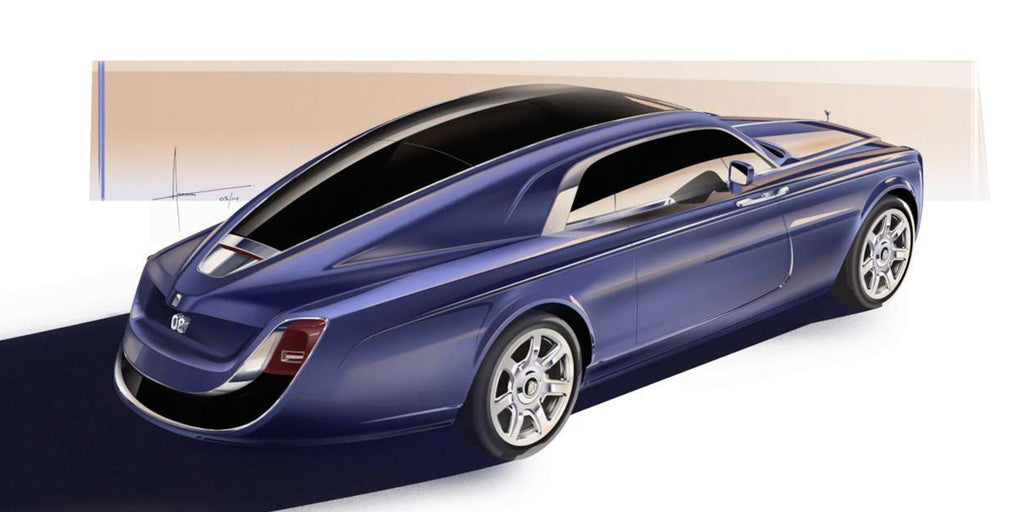 Rolls-Royce Reveals at Goodwood Festival of Speed