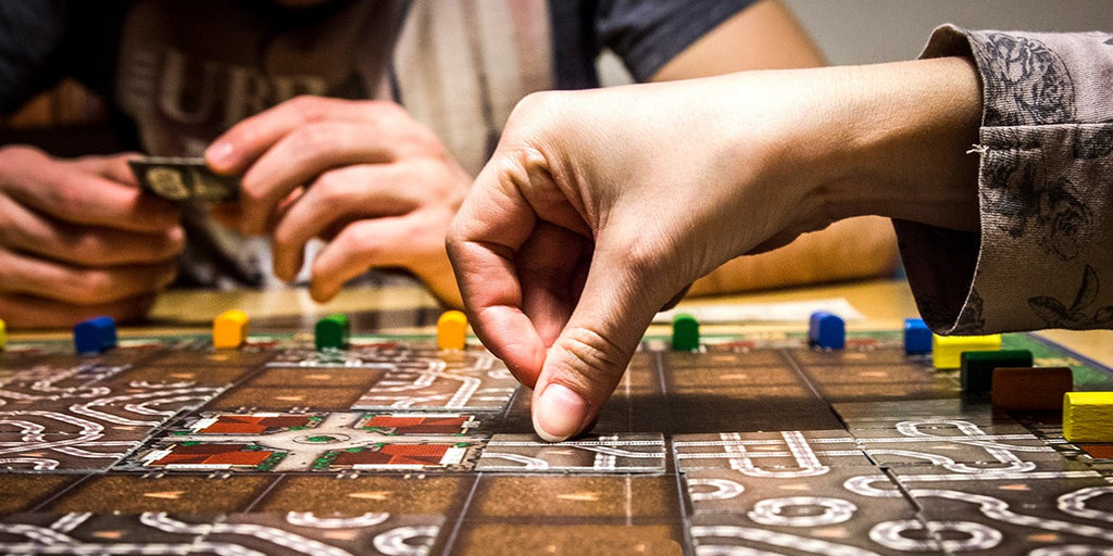 Top Ten British Board Games For All The Family