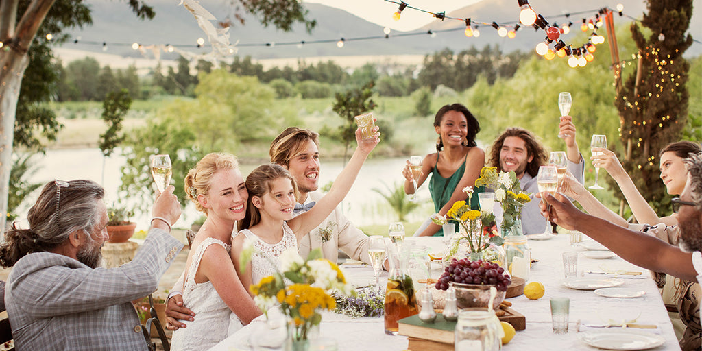 How to create the perfect wedding party