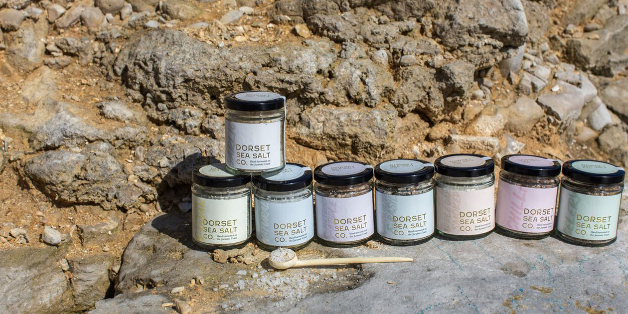 DORSET SEA SALT