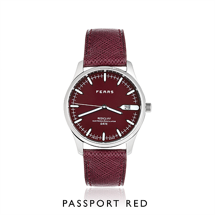 Fears Redcliff Date Passport Red