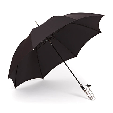 Nirvana Compact Umbrella in Black