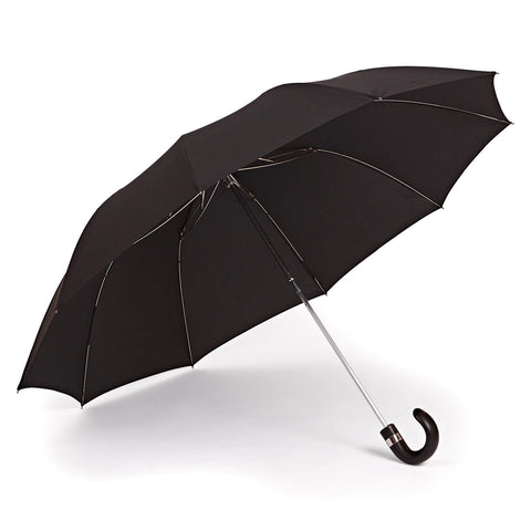 Serendipity Short Umbrella in Black