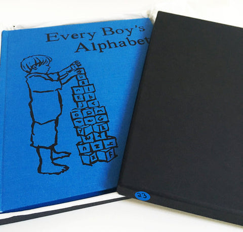 Every Boys Alphabet - Standard Edition