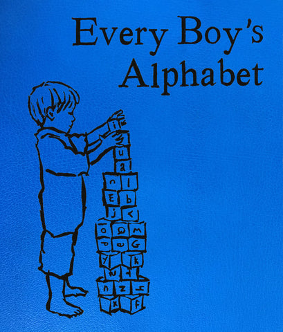 Every Boy's Alphabet - Luxury Edition