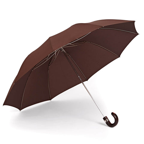 Serendipity Short Umbrella in Brown