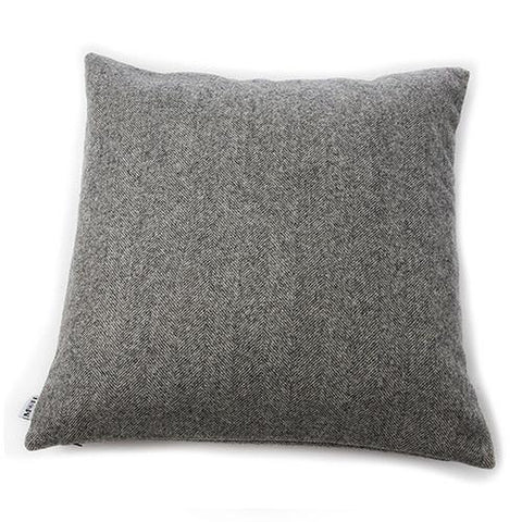 Luxury Stoneham Tweed Cushion  - Mutts and Hounds