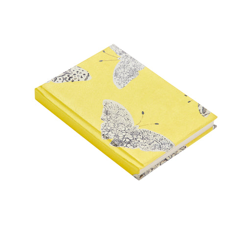 Longstaff Longstaff Lacewing A6 silk notebook