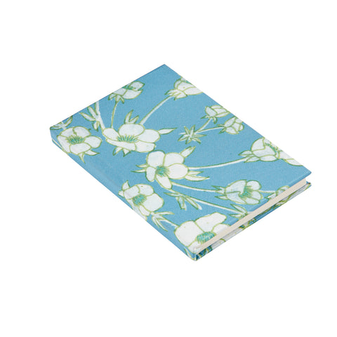Longstaff Longstaff Buttercup A6 silk notebook
