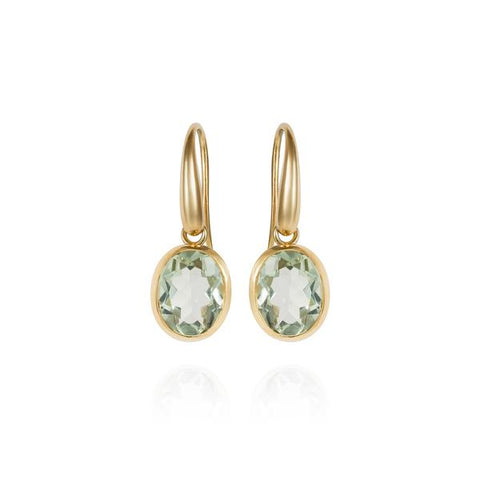 MINKA GEMS  Indian Ocean Earrings